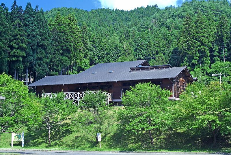 『貫ふるさと自然公園センター・キャンプ場』の画像