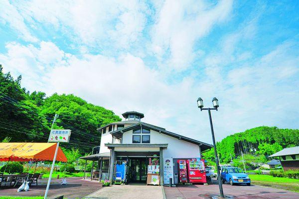 『清流の郷・花貫物産センター(拡大)』の画像