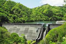 『1. 花貫ダム』の画像