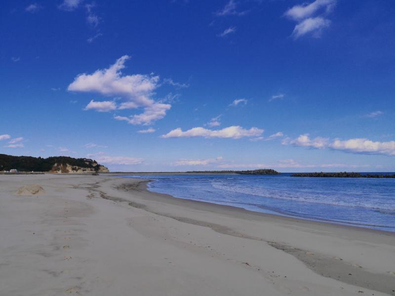 『高萩海水浴場』の画像