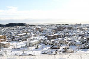 『高萩の町【冬・小】』の画像