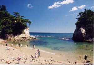 『海岸3【夏・小】』の画像